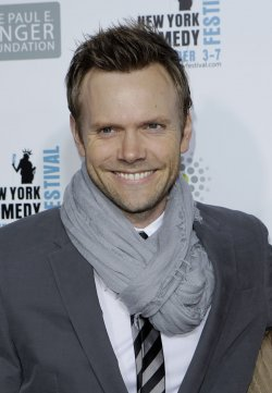Joel McHale arrives at the Stand Up For Heros Event at the Beacon Theatre in New York