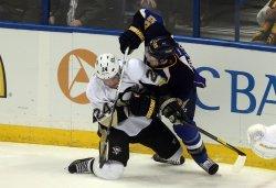 Pittsburgh Penguins vs St. Louis Blues