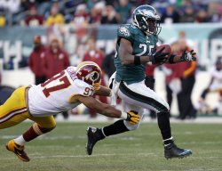 Washington Redskins at Philadelphia Eagles in Philadelphia