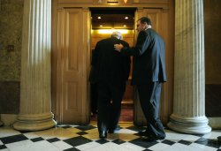 Senate votes on the Housing Bill in Washington