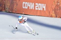 Ladies' Downhill at the Sochi 2014 Winter Olympics