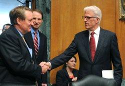 Actor Ted Danson testifies on American exports in Washington