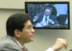 GONZALES TESTIFIES BEFORE HOUSE JUDICIARY COMMITTEE IN WASHINGTON