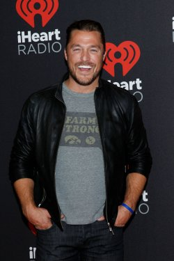 Chris Soules arrives for the iHeartRadio Music Festival
