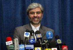 IRAN,U.S TO TALK ON IRAQ..