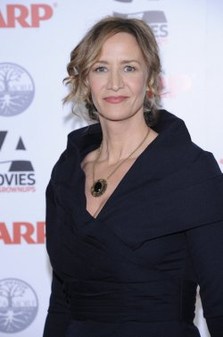 Janet McTeer attends the AARP Movies for Grownups Award Gala in Beverly Hills