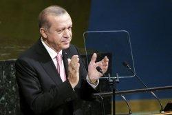 President of the Republic of Turkey Recep Tayyip Erdogan at the UN