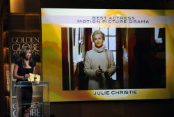 65th annual Golden Globe Awards winners announced at news conference in Beverly Hills, California