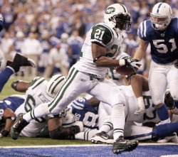 Jets Tomlinson Scores Against Colts