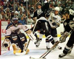 St. Louis Blues vs Tampa Bay Lighting hockey