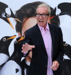 """Pat O'Brien attends the premiere of """"Mr. Popper's Penguins"""" in Los Angeles"""
