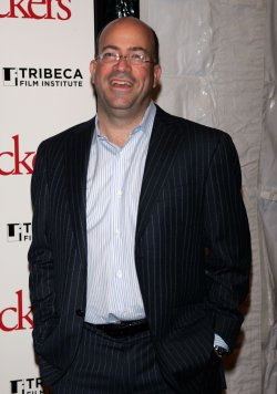 "Jeff Zucker arrives for the Premiere of ""Little Fockers"" at the Ziegfeld Theater in New York"