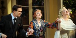 Angela Lansbury opens in Coward's Blithe Spirit in New York