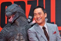 """Godzilla"" premiere in Tokyo"