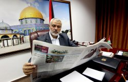 Hamas rulers permitted West Bank newspaper in Gaza for the first time in seven years