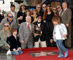 LOU ADLER RECEIVES STAR ON HOLLYWOOD WALK OF FAME