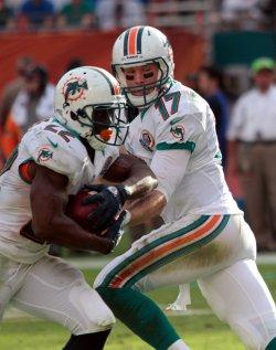 Miami Dolphins vs Jacksonville Jaguars in Miami