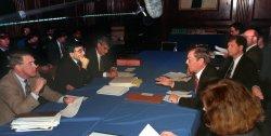 Budget talks-Domenici