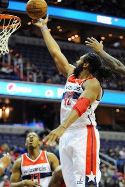 Washington Wizards vs Toronto Raptors in Washington
