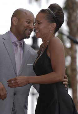 VANESSA WILLIAMS RECEIVES STAR ON HOLLYWOOD WALK OF FAME