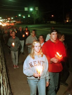 30th anniversary of Kent State shootings