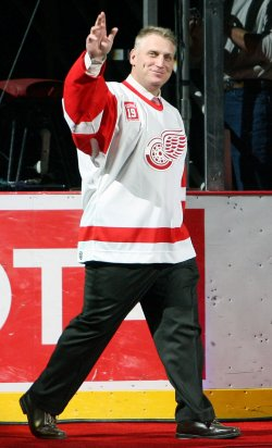 DETROIT RED WINGS VS ANAHEIM MIGHTY DUCKS