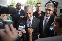 Former Virginia Governor Robert McDonnell Trial in Richmond