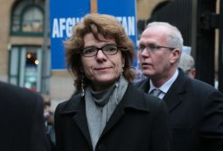 Vicky Pryce Trial at Southwark Crown Court