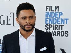 Nnamdi Asomugha attends Film Independent Spirit Awards in Santa Monica, California