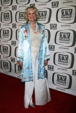 Christine Ebersole arrives for the TV Land Awards in New York