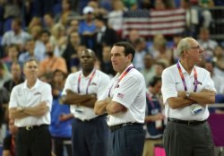 USA-Argentina men's basketball at 2012 Summer Olympics in London