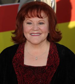 "Edie McClurg attends the ""Cars 2"" premiere in Los Angeles"