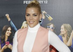 Busy Philipps arrives at Premiere of How To Be Single