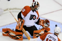 NHL Philadelphia Flyers at Washington Capitals
