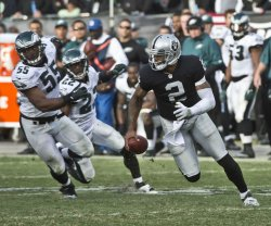 Oakland Raiders vs. Philadelphia Eagles