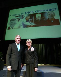 DICK GEPHARDT TRIBUTE