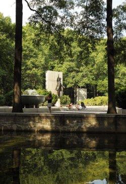 Theodore Roosevelt Island National Memorial in Virginia