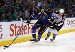 Colorado Avalanche vs St. Louis Blues