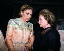 Mrs. Sadat & Farah Diba