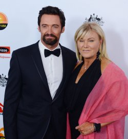 Hugh Jackman and Deborra-Lee Furness attend G'Day USA gala in Los Angeles
