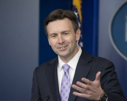 Press Secretary Josh Earnest Daily Briefing at the White House