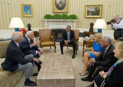 Obama Commemorates 45th Anniversary of Apollo 11 Moon Landing
