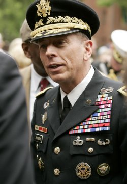 General David Petraeus at Harvard College