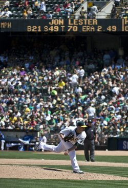 Oakland A's vs Kansas City Royals