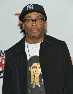 Spike Lee attends 'Bad 25' after party at the Toronto International Film Festival