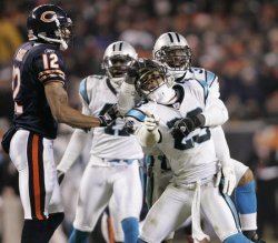 NFL NFC DIVISIONAL PLAYOFF CAROLINA PANTHERS VS CHICAGO BEARS