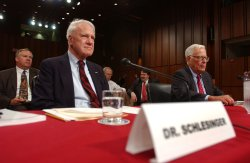 SCHLESINGER AND BROWN TESTIFY ABOUT DOD ABUSES