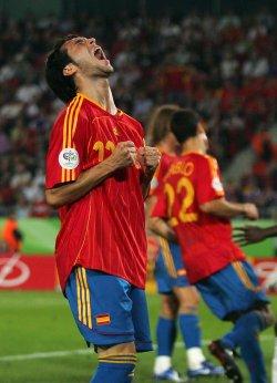 FIFA SOCCER WORLD CUP 2006 FRANCE vs SPAIN 3-1