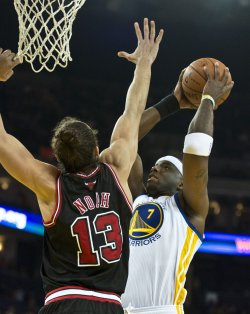 Golden State Warriors vs. Chicago Bulls
