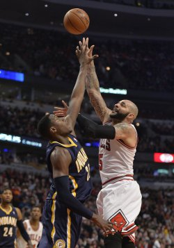 Indiana Pacers vs. Chicago Bulls
